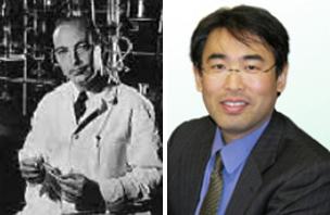 アーサー・コーンバーグ博士と柴肇一博士
